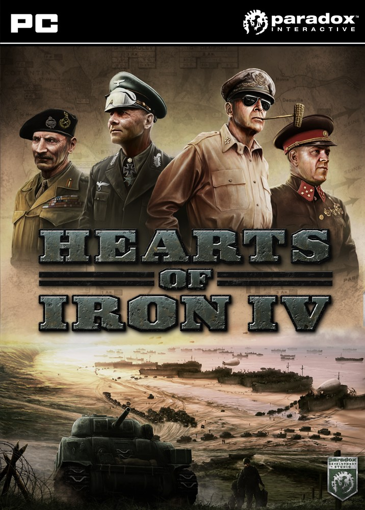 Hearts of Iron IV 钢铁雄心4