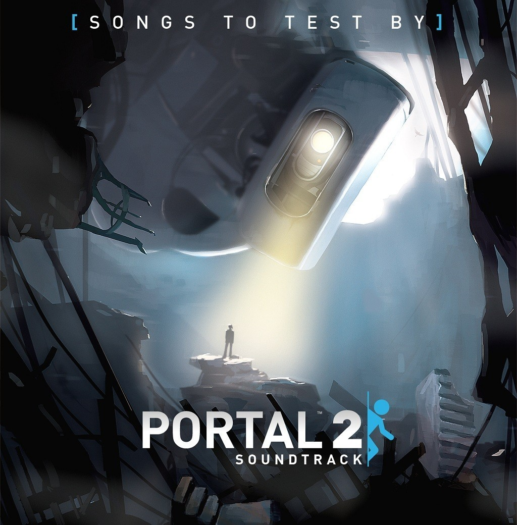 Portal 2: Songs to Test By - Volume 1-3 传送门 2 OST 1-3