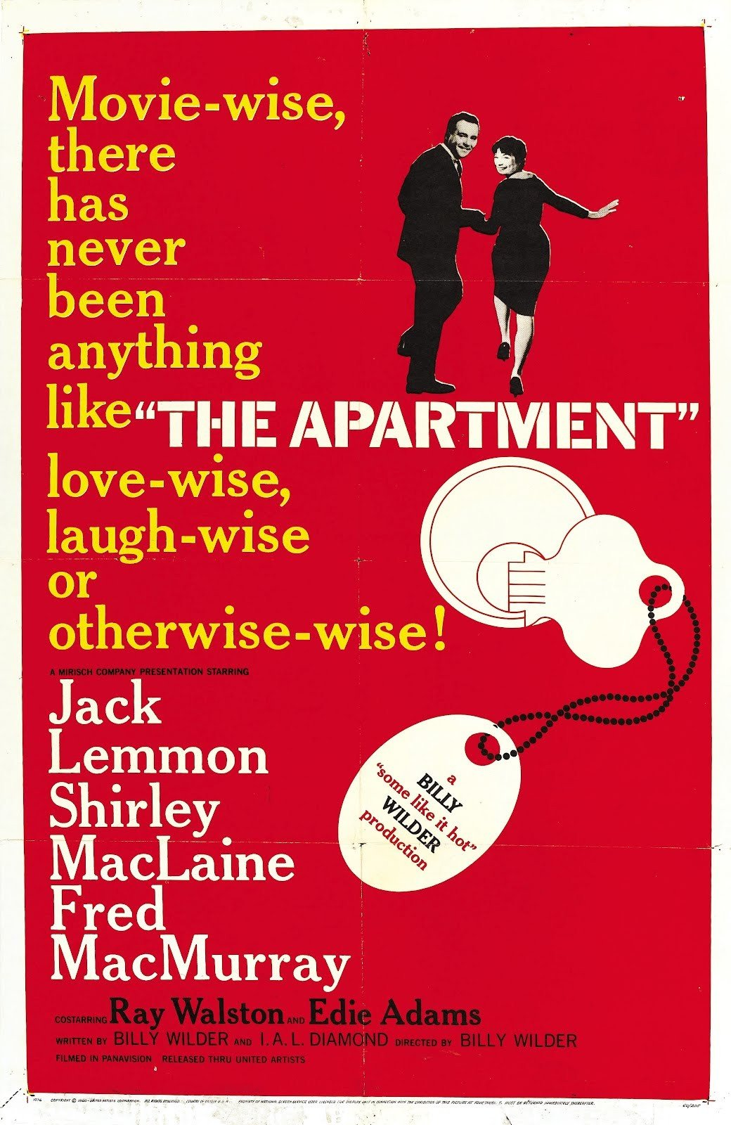 The Apartment 桃色公寓