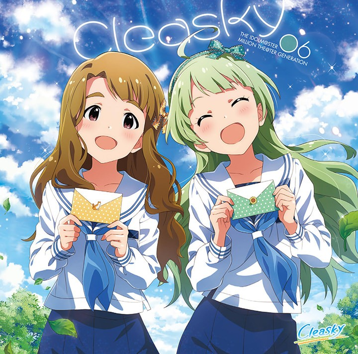 THE IDOLM@STER MILLION THE@TER GENERATION 06 Cleasky
