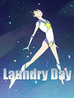 Laundry Day 洗衣日
