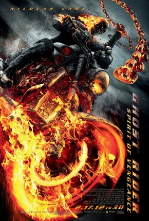 Ghost Rider: Spirit of Vengeance 灵魂战车2:复仇时刻