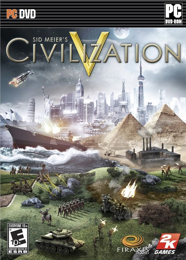 Sid Meier's Civilization V 文明5