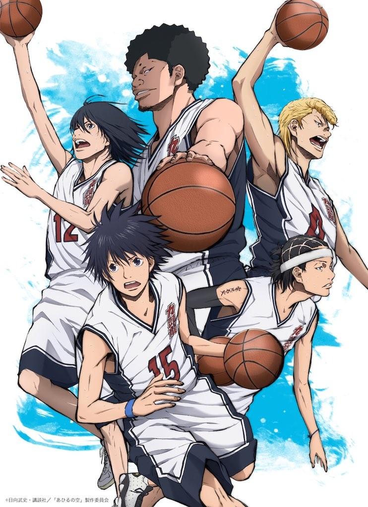 鸭子的天空 | 篮球少年王
