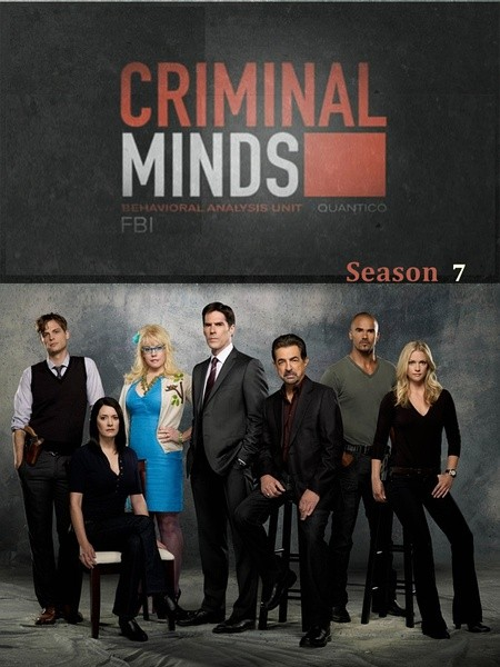 Criminal Minds (season 7) 犯罪心理 第七季