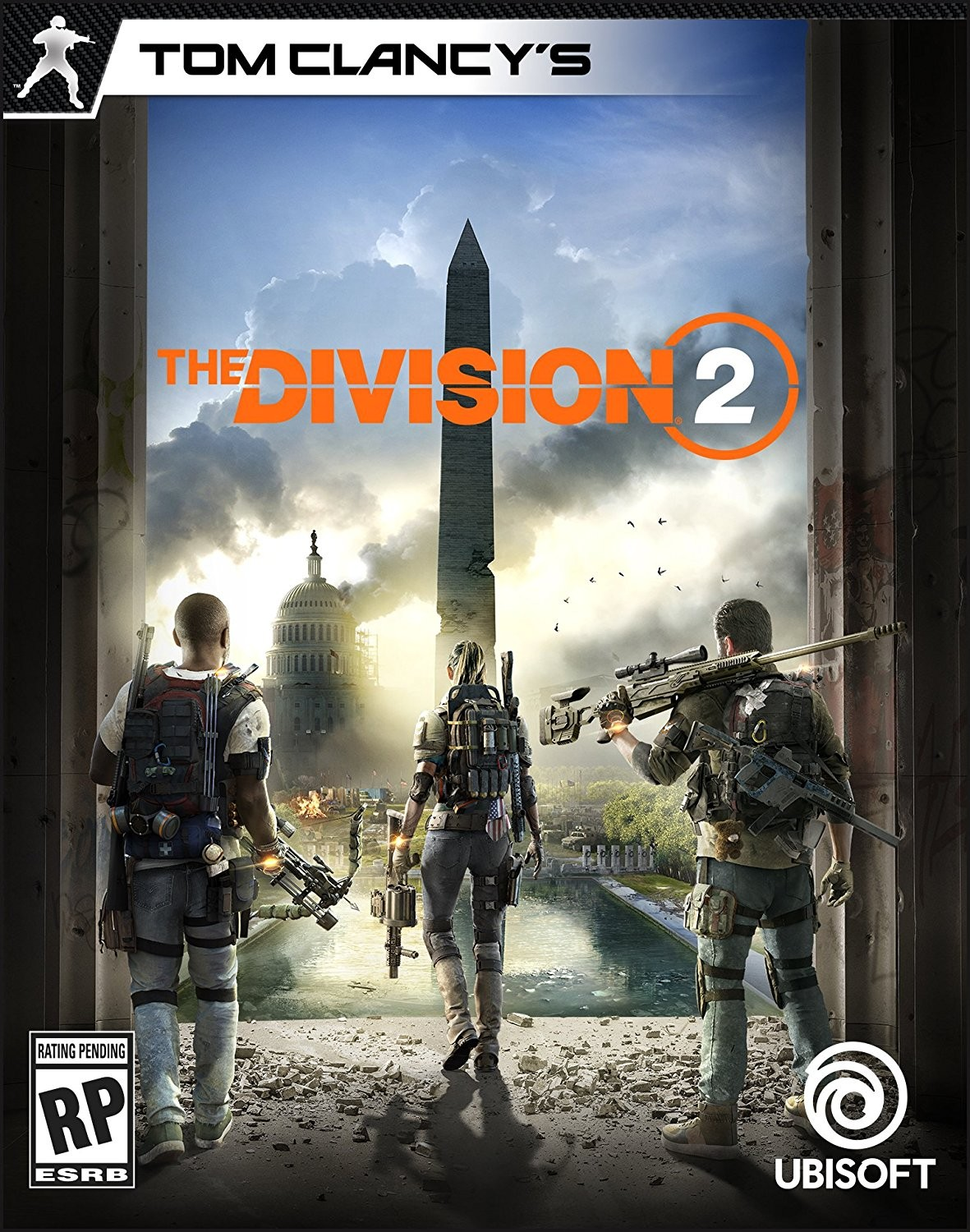 Tom Clancy's The Division 2 全境封锁2