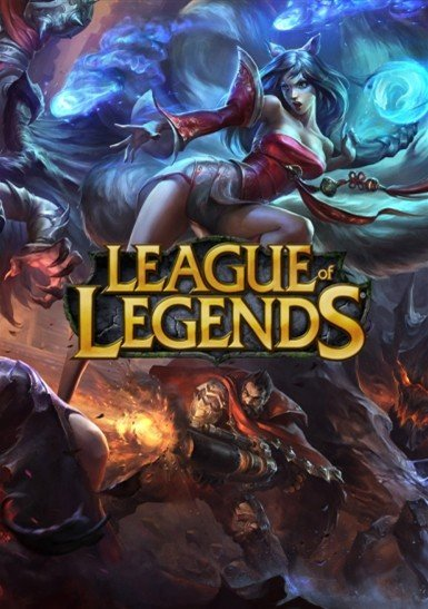 League of Legends 英雄联盟