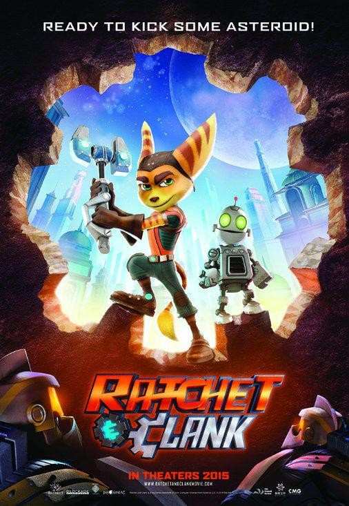 Ratchet and Clank 瑞奇与叮当