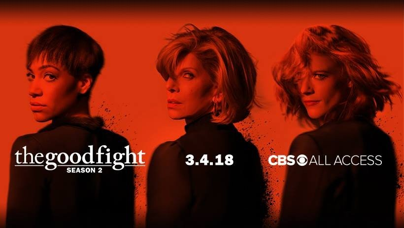 The Good Fight Season 2 傲骨之战 第二季