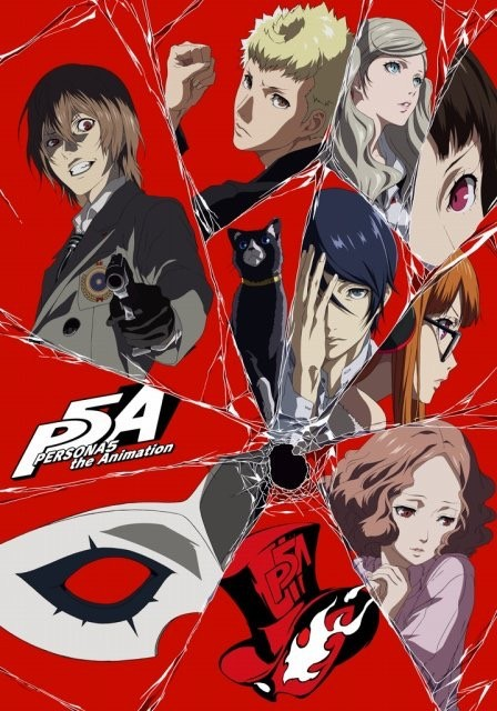PERSONA5 the Animation Dark Sun… 女神异闻录5 Dark Sun…