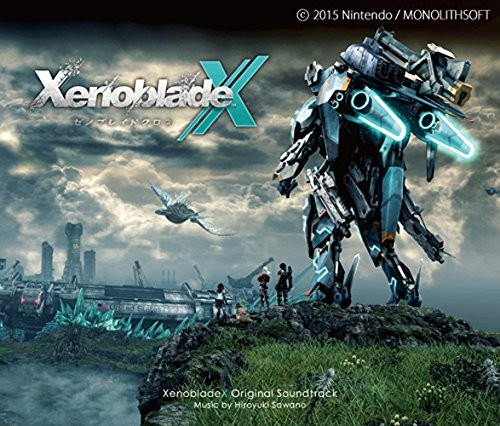 XenobladeX Original Soundtrack 异度之刃X 游戏原声集