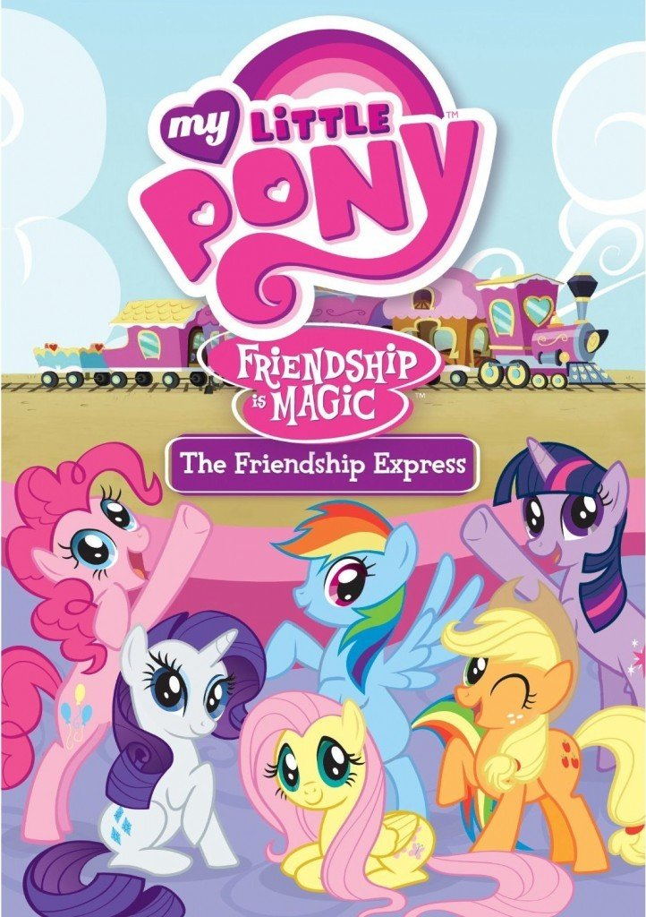My Little Pony: Friendship Is Magic (Season 1) 小马驹G4 第一季