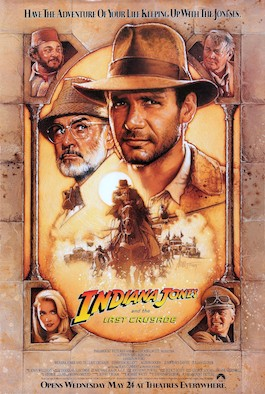 Indiana Jones and the Last Crusade 夺宝奇兵3