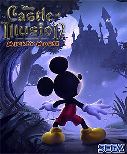 Disney Castle of Illusion Starring Mickey Mouse 梦幻城堡:米奇屋历险