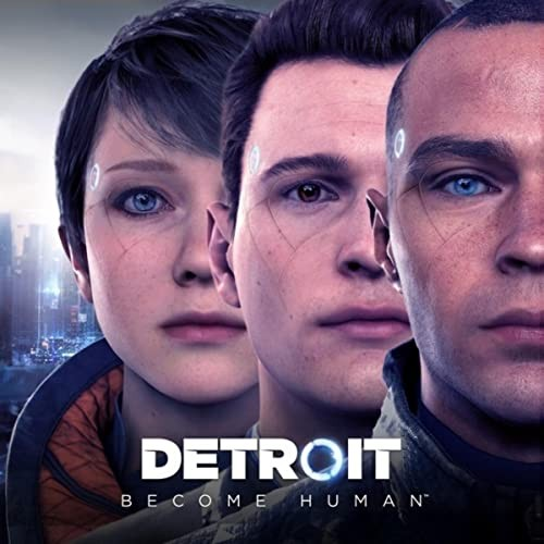 Detroit: Become Human Original Soundtrack 底特律:化身为人原声集