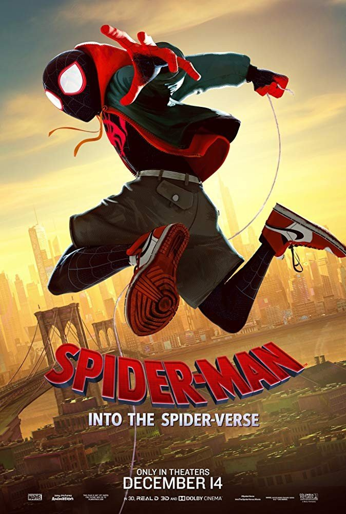 SPIDER-MAN: INTO THE SPIDER-VERSE 蜘蛛侠:平行宇宙