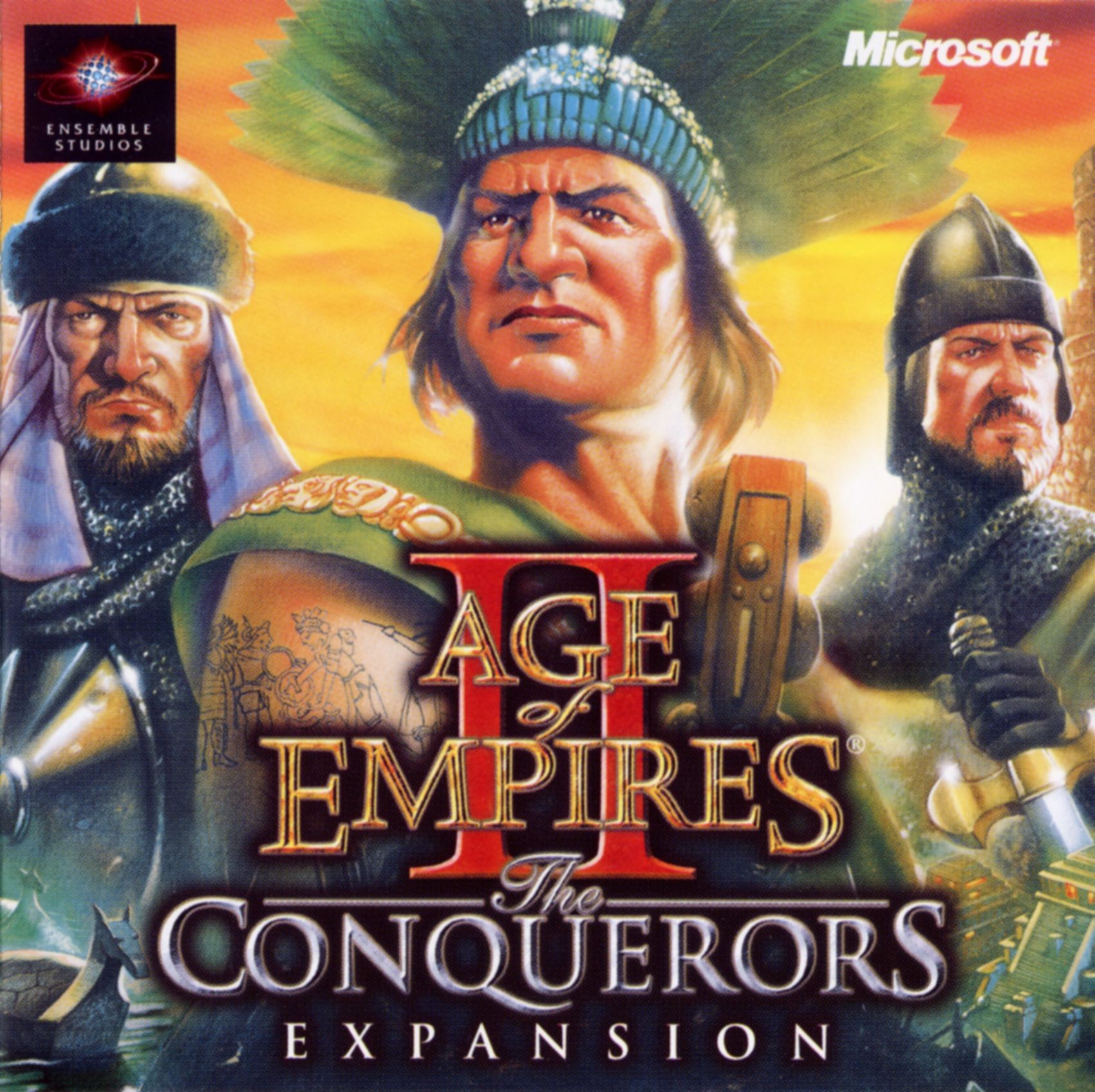 Age of Empires II: The Conquerors Expansion 帝国时代II:征服者