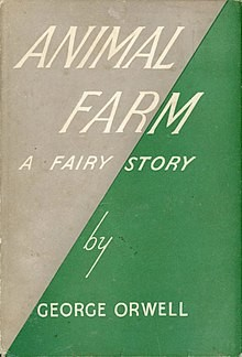Animal Farm: A Fairy Story 动物庄园