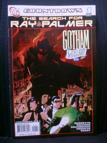 Countdown Presents: The Search For Ray Palmer: Gotham By Gaslight #1