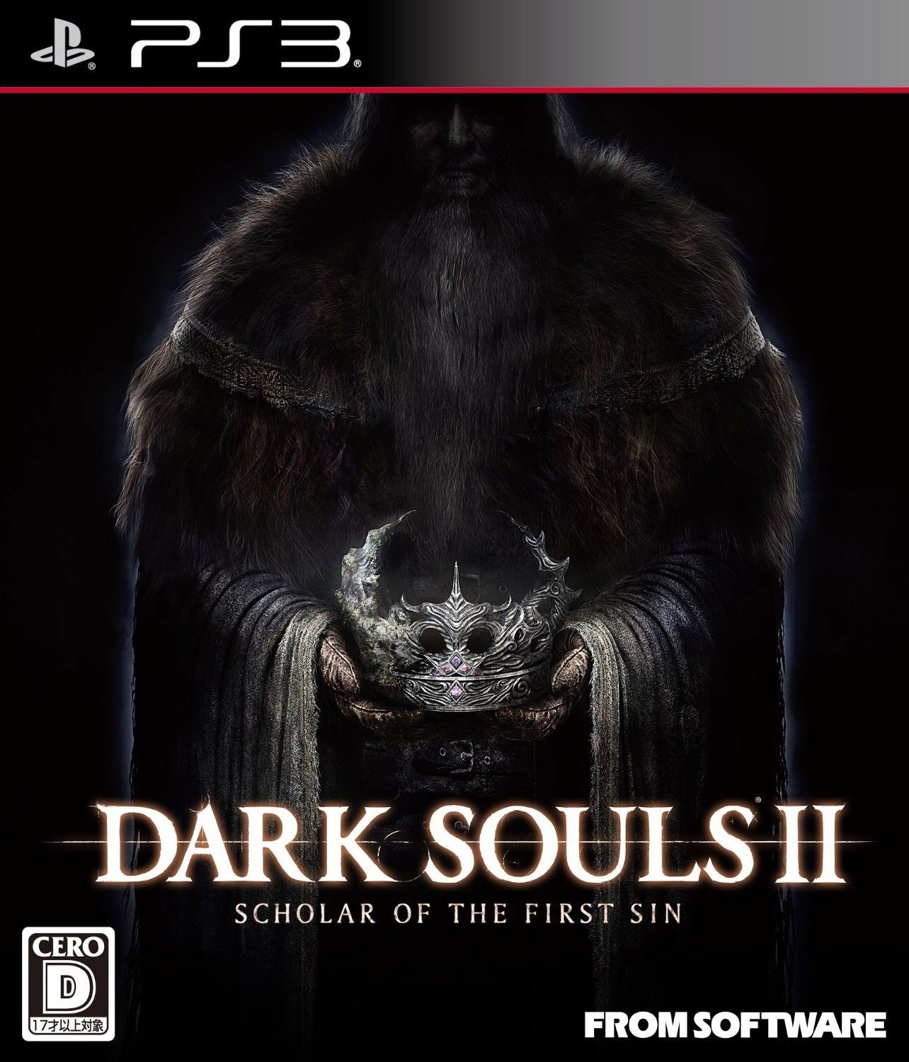 DARK SOULS II: SCHOLAR OF THE FIRST SIN 黑暗之魂2:原罪学者