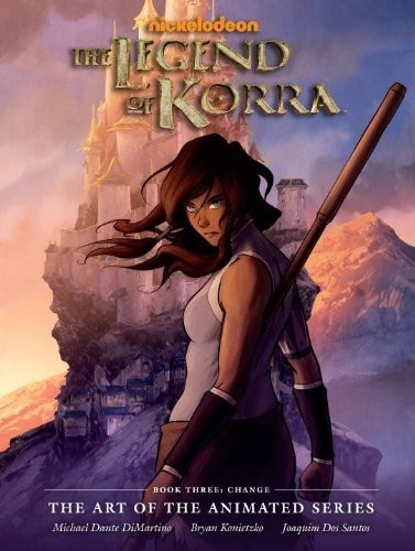 The Legend of Korra Book 3: Change 科拉传奇 第三季:易