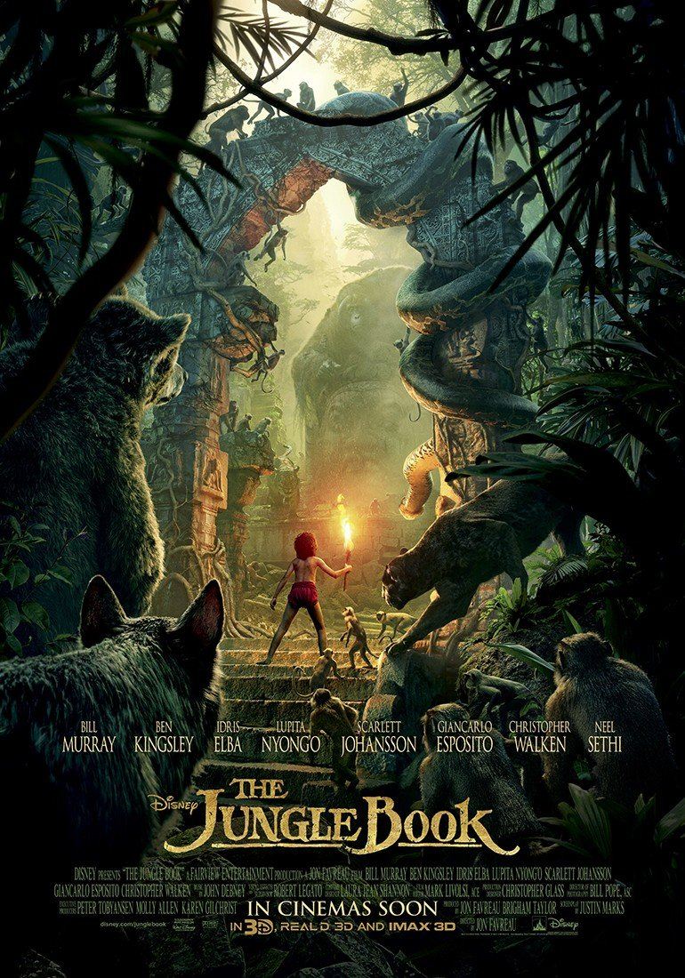 The Jungle Book 奇幻森林