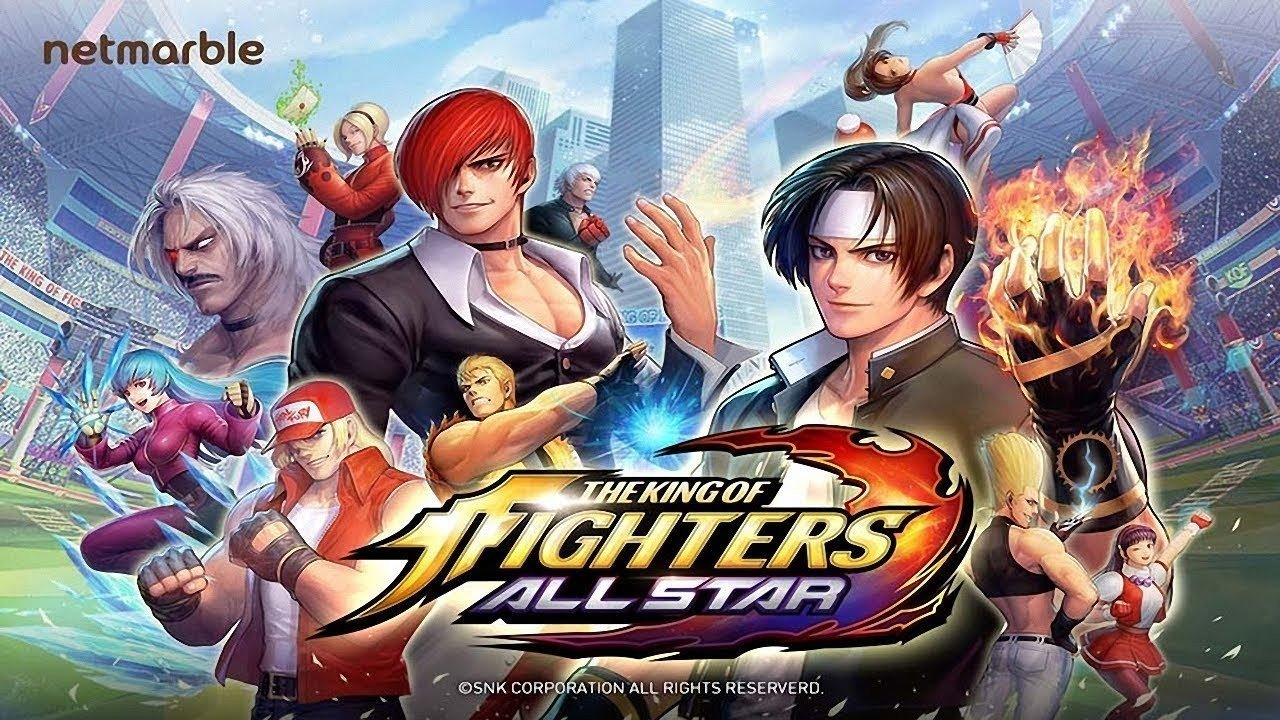 THE KING OF FIGHTERS ALLSTAR 拳皇 全明星