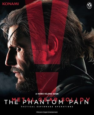 Metal Gear Solid V The Phantom Pain 合金装备5 幻痛