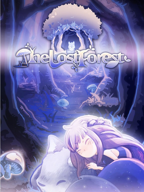 The Lost Forest 忘卻之森