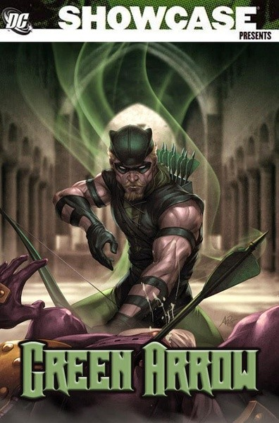 DC Showcase: Green Arrow DC展台:绿箭