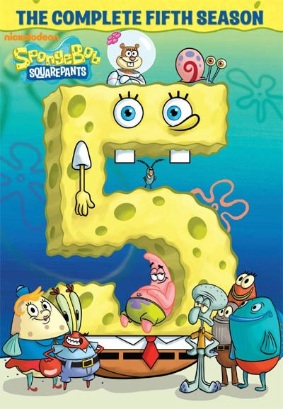 SpongeBob SquarePants (Season 5) 海绵宝宝 第五季