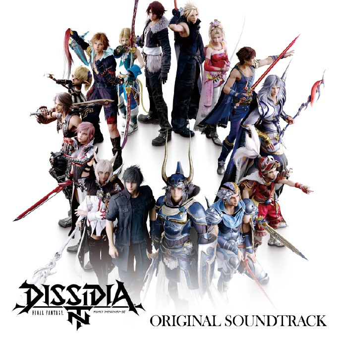 DISSIDIA FINAL FANTASY NT Original Soundtrack 最终幻想纷争NT原声集