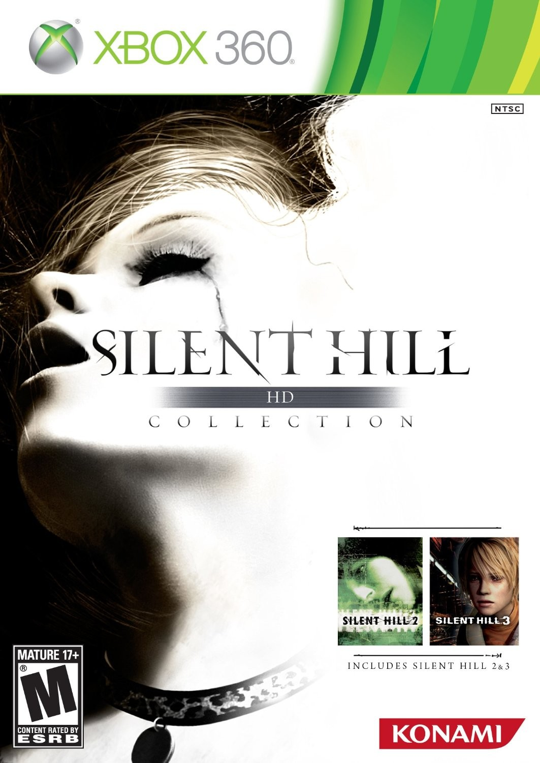 Silent Hill HD Collection 寂静岭HD
