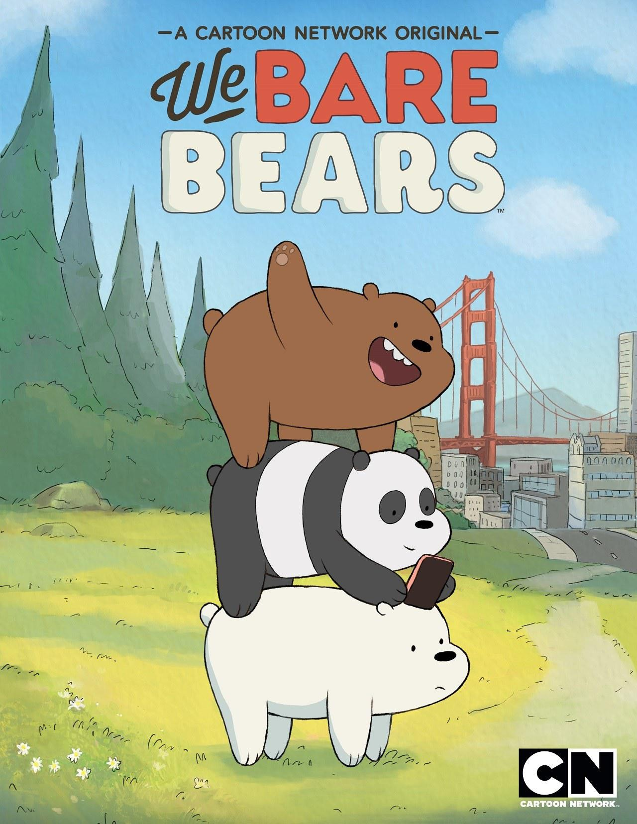 We Bare Bears 咱们裸熊