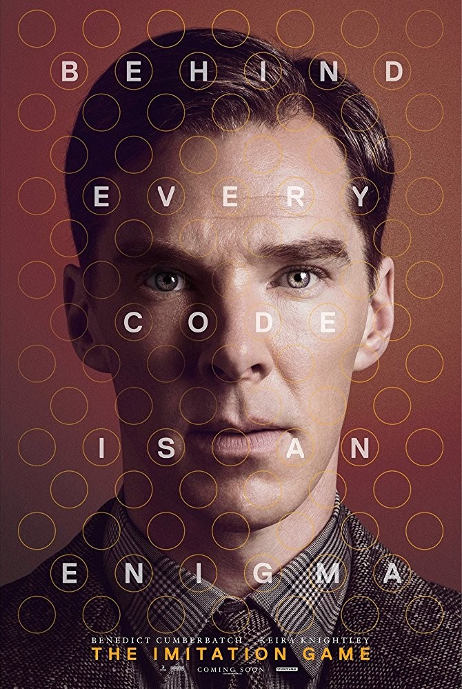 The Imitation Game 模仿游戏