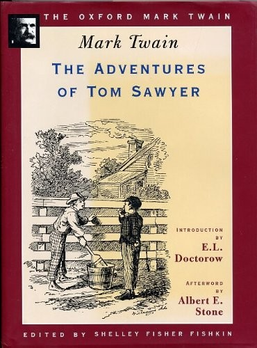 The Adventures of Tom Sawyer 汤姆·索亚历险记