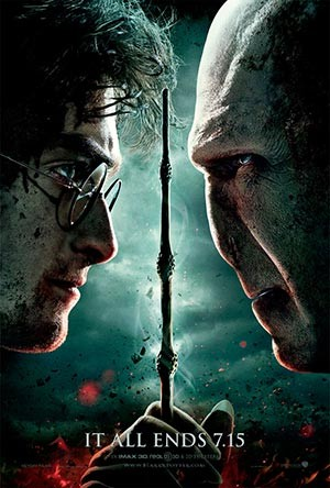Harry Potter and the Deathly Hallows: Part 2 哈利·波特与死亡圣器(下)