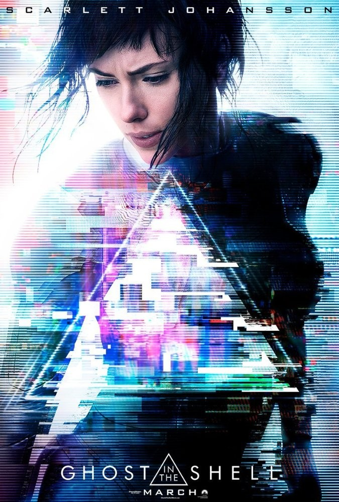 Ghost in the Shell 攻壳机动队