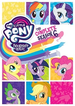 My Little Pony: Friendship Is Magic: S6 小马驹G4 第六季