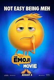 The Emoji Movie Emoji表情大电影
