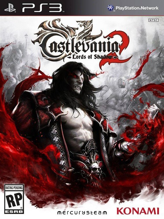 Castlevania: Lords of Shadow 2 恶魔城:黑暗领主2