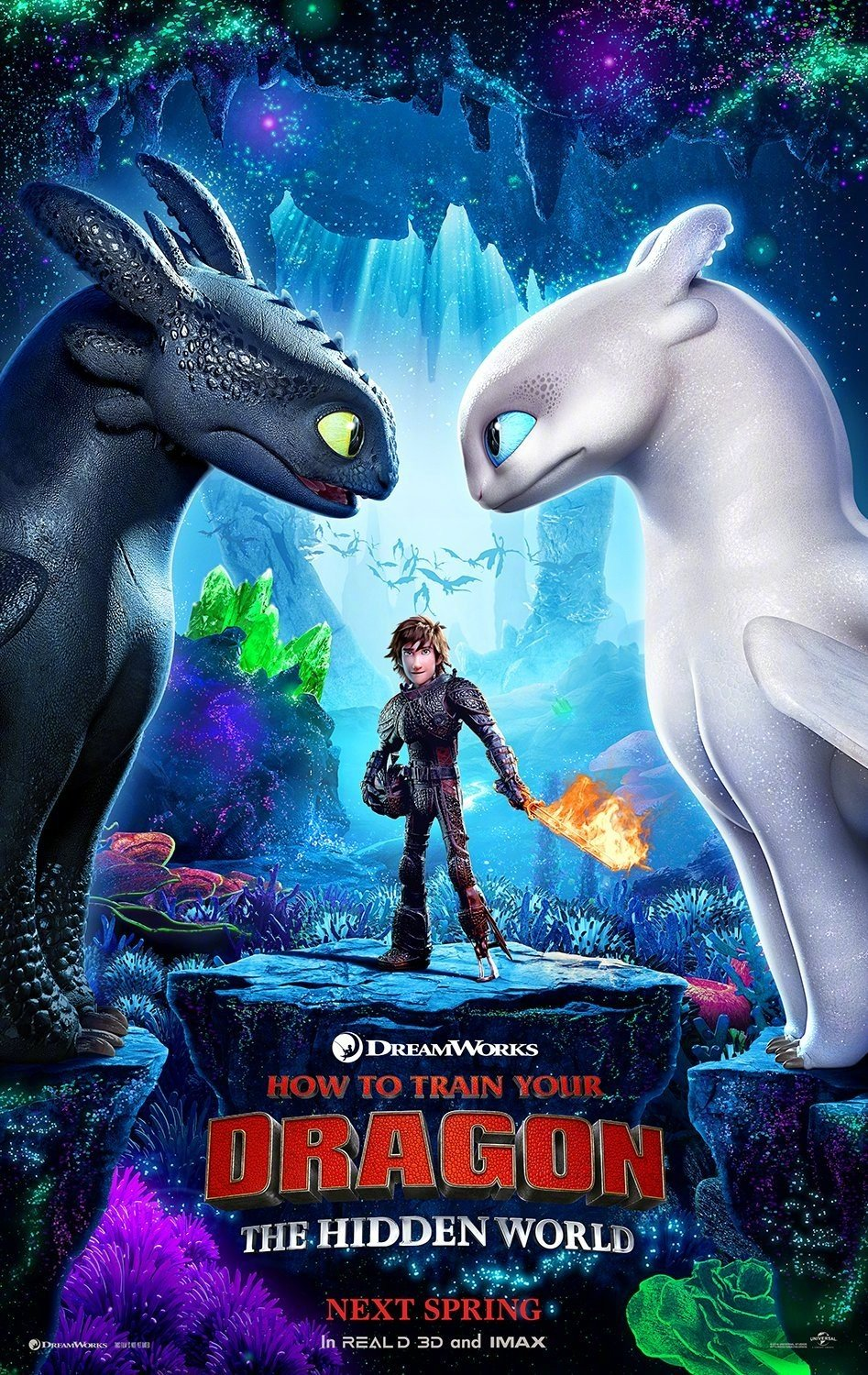 How To Train Your Dragon: The Hidden World 驯龙高手:隐秘的世界