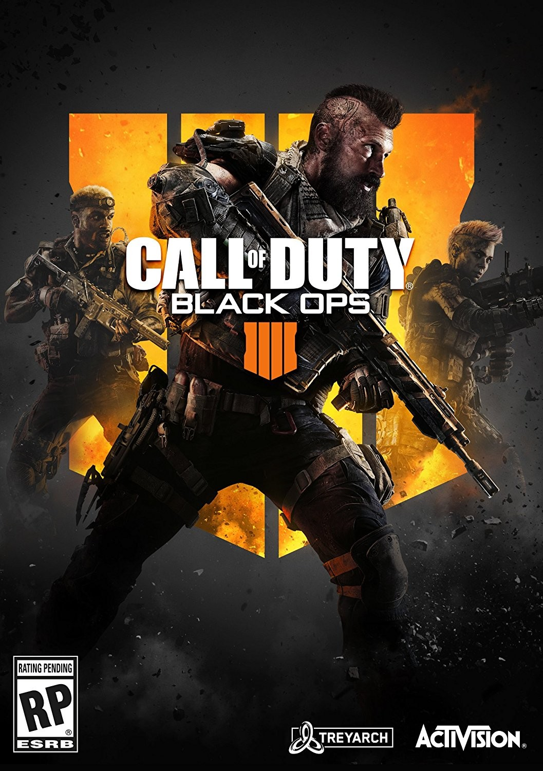 Call of Duty: Black Ops IIII 使命召唤:黑色行动4