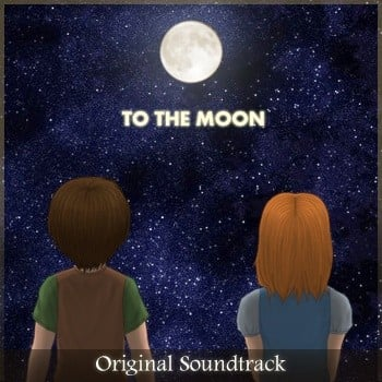To the Moon Original Soundtrack 去月球 原声集
