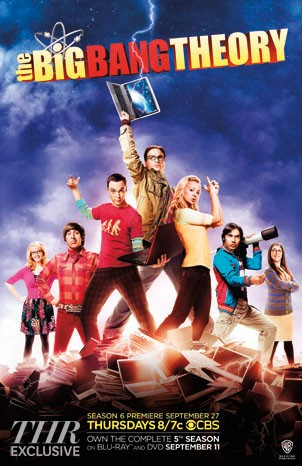 The Big Bang Theory (Season 6) 生活大爆炸 第六季