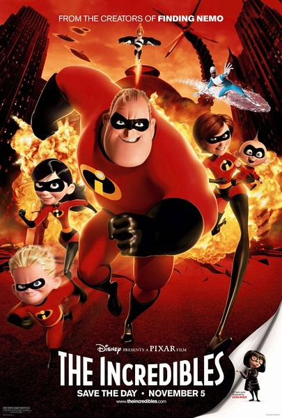The Incredibles 超人总动员