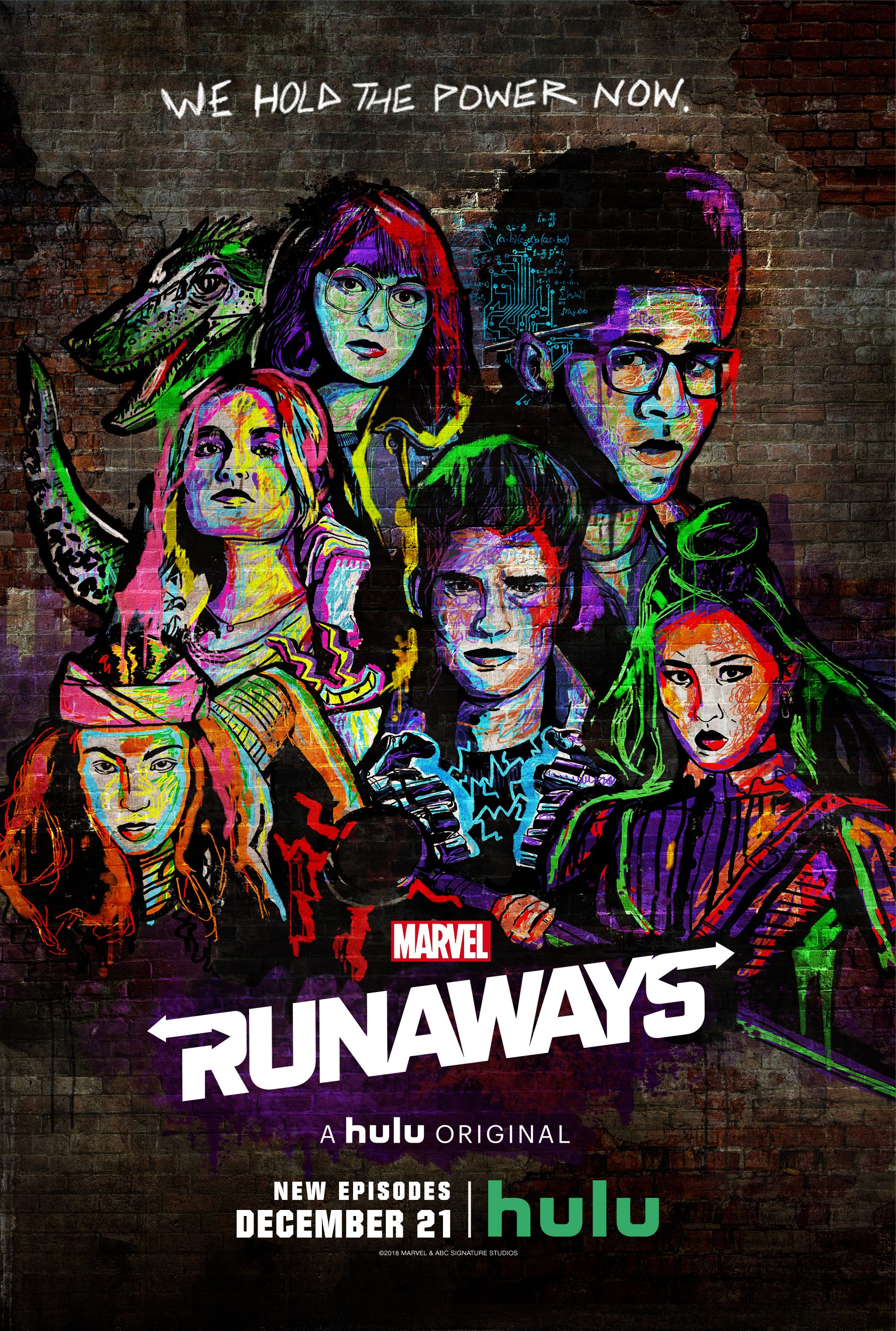 Marvel's Runaways Season 2 离家童盟 第二季