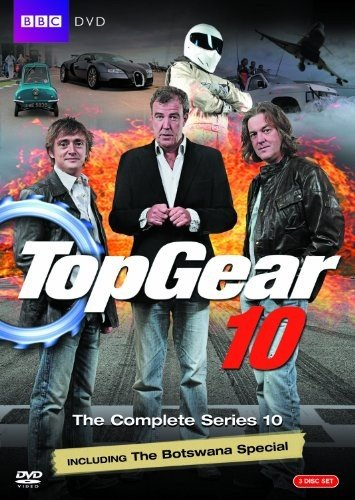 Top Gear Season10 最高档位