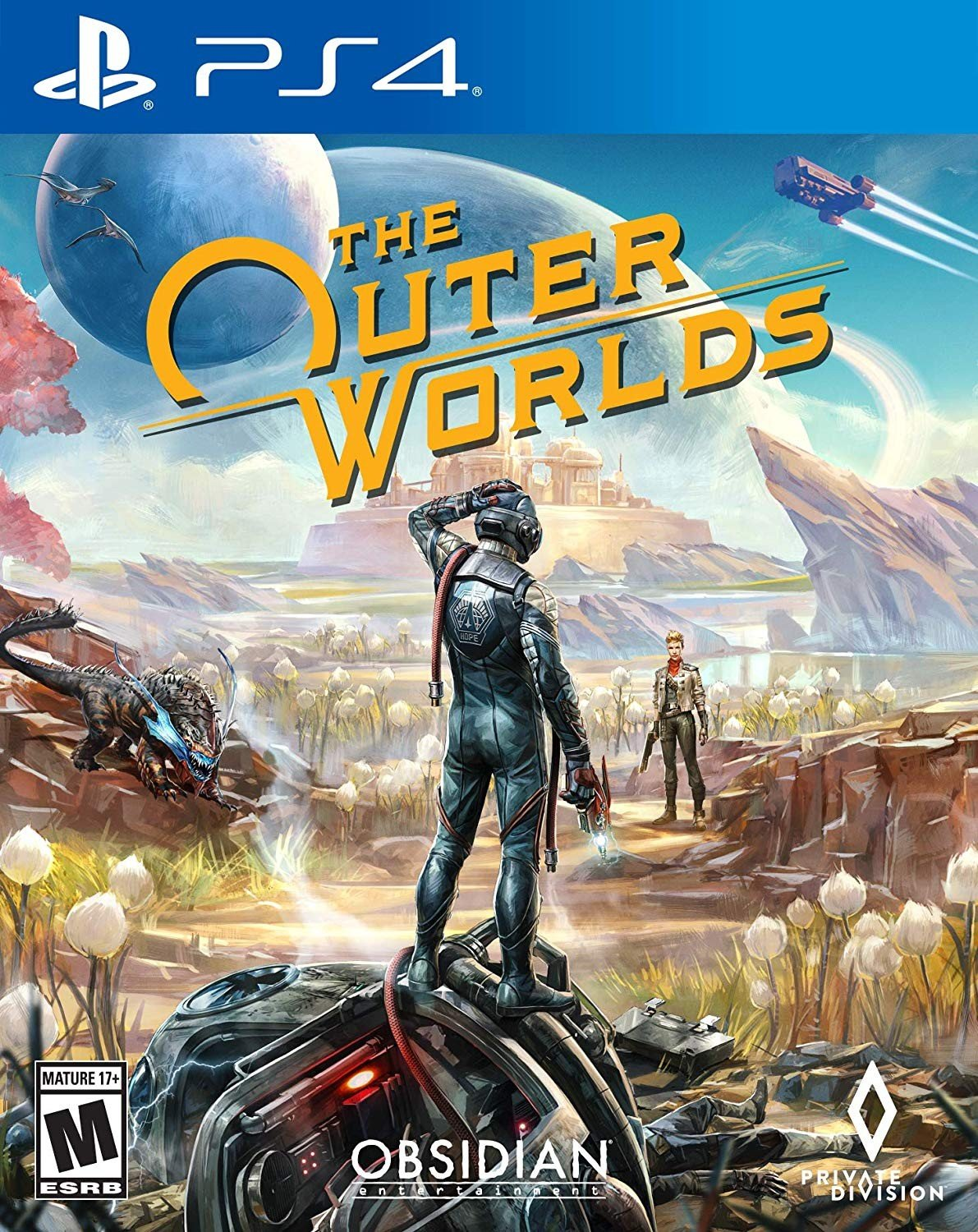 The Outer Worlds 天外世界