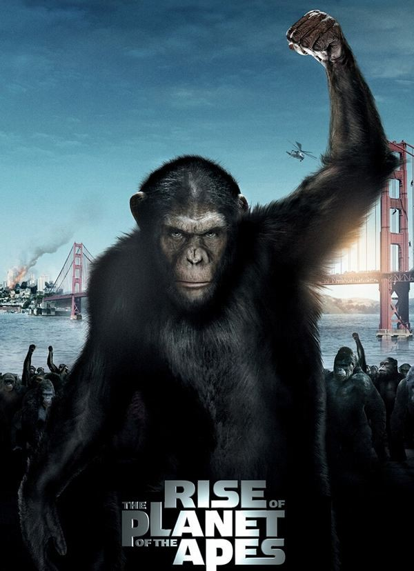 Rise of the Planet of the Apes 猩球崛起